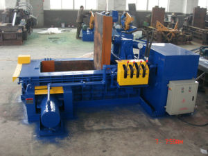 Hydraulic Scrap Baling Press Machine-- (YDF-130A) pictures & photos