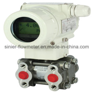 Ce Approved 4-20mA Differential Pressure Transmitter pictures & photos