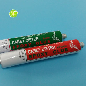 Aluminum Collapsible Tubes Adhesive Tubes Packing Tubes pictures & photos