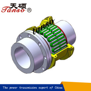 Steelflex Spring Grid Coupling with Cover pictures & photos