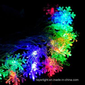 LED Holiday Decoration Blinking Curtain Star String Lights pictures & photos
