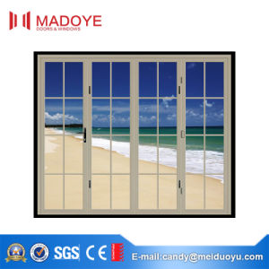 Large Glass Folding Door Made in China pictures & photos