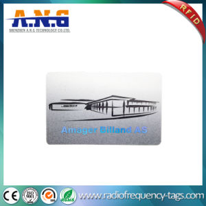 Qr Code Custom Printed NFC ISO14443A Ntag216 13.56MHz RFID Card pictures & photos
