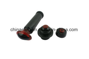 Kitchen Appliance Vacuum Red Wine Stopper (ET-2800) pictures & photos
