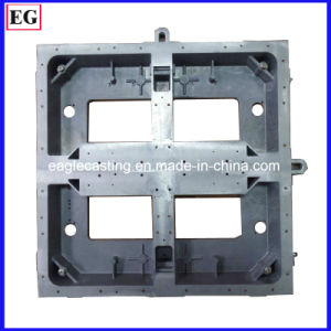 Die Casting Aluminum Parts for Automation and LED Lighting Industry pictures & photos