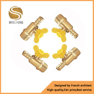 Dn20 LPG Cylinder Valve - Gas Cylinder Valve with Butterfly Handle pictures & photos