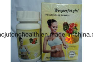 Effective Loset Weight Products Wonderful Girl Fruit Weight Loss Diet Pills pictures & photos