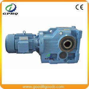 K67 1HP/CV 0.75kw Asynchronous Gear Motor pictures & photos