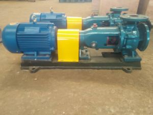 Single Stage Single Suction Electric Waste Oil Transfer Pump pictures & photos
