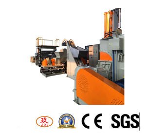 Chemical Plastic and Rubber Extrusion Machinery