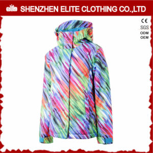 3 in 1 Good Quality Women Ski Snowboard Jacket (ELTSNBJI-61) pictures & photos