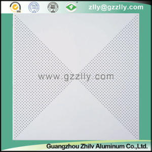 Good Prices Soundproof and Fireproof Metal Ceiling Tile with SGS pictures & photos
