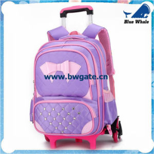 Bw1-169 VIP Trolley Bag Price Bluewhale EVA School Bags pictures & photos