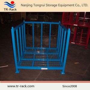 Heavy Duty Hot Selling Folding Stack Rack for Warehouse pictures & photos