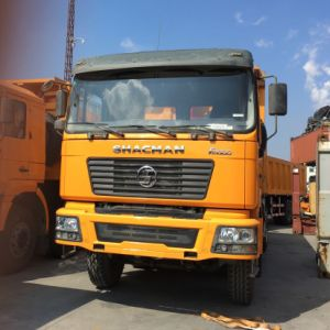 F2000 8X4 Shacman Dump Truck 290HP Wei Chai Engine pictures & photos