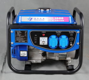 China´ S Factory 1kw Gasoline Generator Hight Quality Long Life pictures & photos