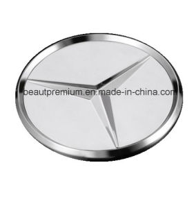 Silver Metal Rotating Cosmetic Mirror L′oreal Audit Factory Make up Mirror BPS030