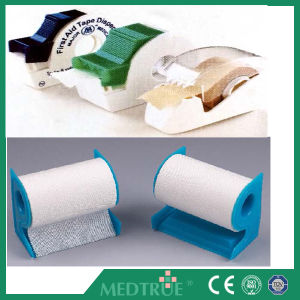 Ce/ISO Approved Medical Silk Tape Dispenser Package (MT59382301) pictures & photos