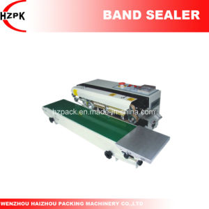 Fr-770 Automatic Continuous Band Sealer Band Sealing Machine (Deepen Seal 60mm) From China pictures & photos