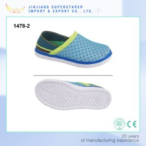 Fashion Summer Style EVA Holey Mesh Shoes Men Casual pictures & photos