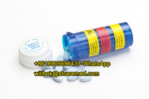 Medical Plastic Reversible Vial with Child Resistant Cap pictures & photos