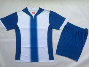 100% Polyester Sports Uniform Soccer Uniform for Men pictures & photos