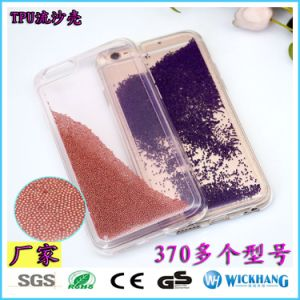 Liquid Glitter Water Sparkly Floating Ball Bling Case for iPhone 6 7 Plus pictures & photos