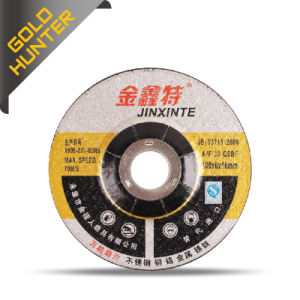 Jinxinte High Quality Big Size Cutting Wheel 100 pictures & photos