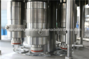 Carbonated Water Filling and Sealing Equipment with Ce Certificate pictures & photos