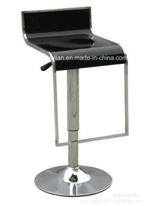 Acrylic Swivel Bar Chair Bar Stool for Bar Furniture (LL-BC008) pictures & photos
