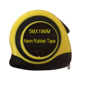 Hand Tool/Measuring Tape with Neon Tape (FMT-009) pictures & photos