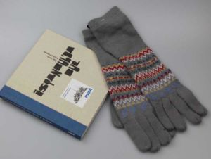 Warm Winter Knitted Gloves, Casual Girls′ Fashion Wool Knitted Full Finger Gloves pictures & photos