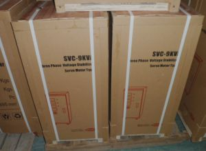 Three Phase Compensated Voltage Stabilizer pictures & photos