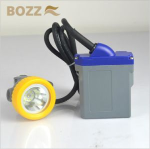 10000lux 3500mAh USA CREE 3W LED Li Ion Battery Mining Lamp T7A pictures & photos