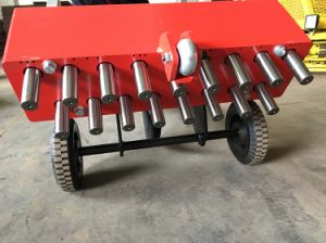 DSM-17 masonry concrete floor multihead scabbler with 17 heads pictures & photos