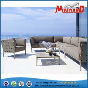 Aluminum Frame Weaving Rope Outdoor Patio Furniture pictures & photos