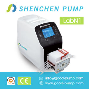 Factory Supply 110VAC Variable Speed Peristaltic Pump pictures & photos