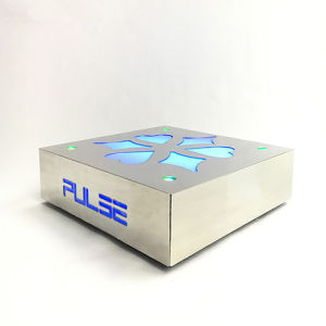 Metal LED Soft Drink Light Box Display Base pictures & photos