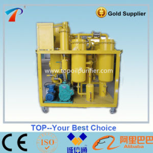 Emulsion Breaking Water Gelatin Pigment Removal Turbine Oil Purifier (TY-150) pictures & photos
