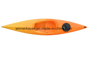 Cheap Plastic Boat Single Kids Kayak for Children pictures & photos