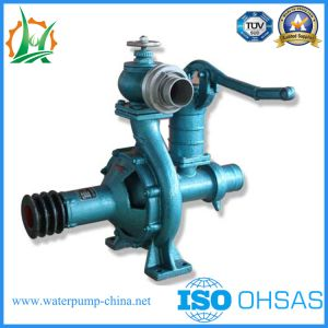 CB80-65-205 Hand Pressure Self Priming Centrifugal Water Pump pictures & photos
