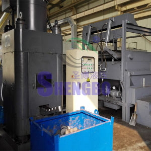 Automatic Cast Iron Briquetting Press Machine (CE) pictures & photos
