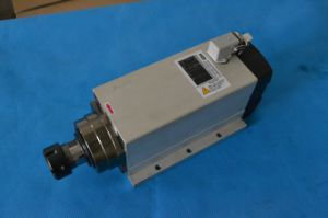 3.5kw Fan Cooling Spindle for Woodworking (GDF46-18Z/3.5) pictures & photos
