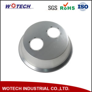 China OEM Precision Sheet Metal Spinning Parts