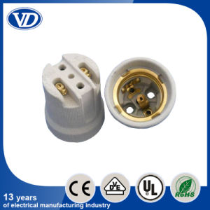 Ceramic Electric Lamp Holder E27 Vd519-8