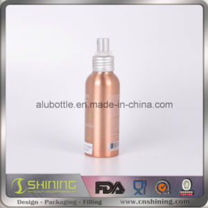 Cosmetic Packaging Aluminium Essential Oil Bottle