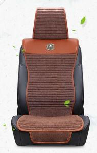 Car Seat Cushion Slim Shape with Flax Fiber pictures & photos