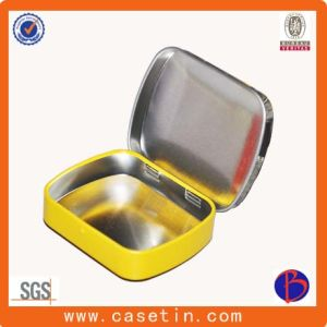 Tin Packaging Boxes Mint Metal Tin Boxes Candy Tin pictures & photos
