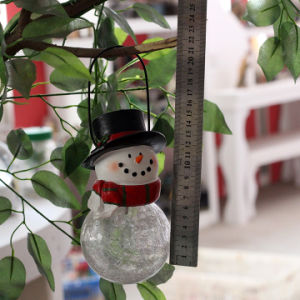 Christmas Tree Ornament Decoration Hanging Small Snowman Snowflake pictures & photos