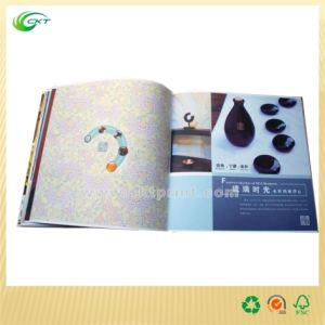 Professional Art Magazine with Fashionable Design (CKT-BK-639)